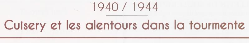 1940/1944 Cuisery et les alentours dans la tourmente Paul_310