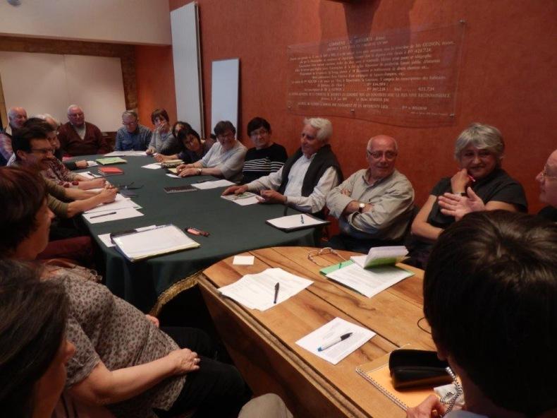 Une fédération d'associations pour faire vivre le patrimoine des Pierres dorées Pierre10
