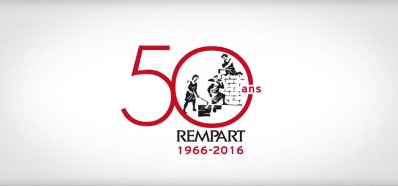 REMPART 50 ans - Un livre, une expo Rempar10