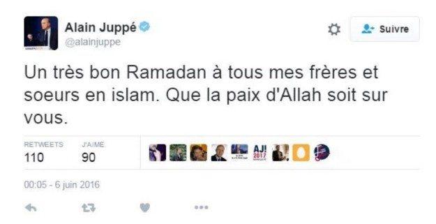 Alain Juppé porte plainte pour un faux tweet Juppe010