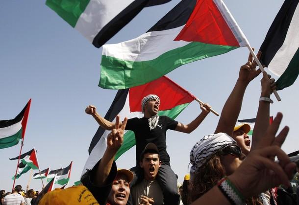 Le Maroc a voté contre l'indépendance de la Palestine Palest10