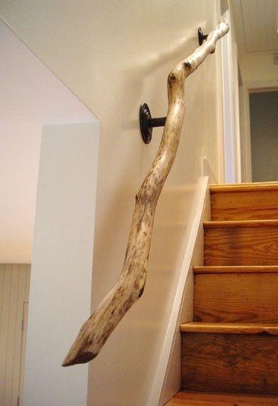 escalier en cours de relooking lambris naturel clair esprit vacances 305a8710