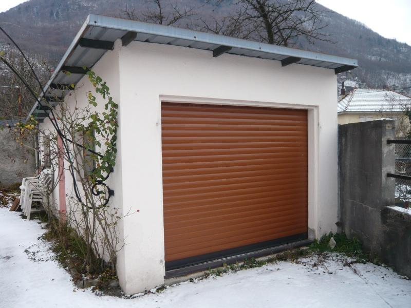 Un garage...inutilisable Garage12