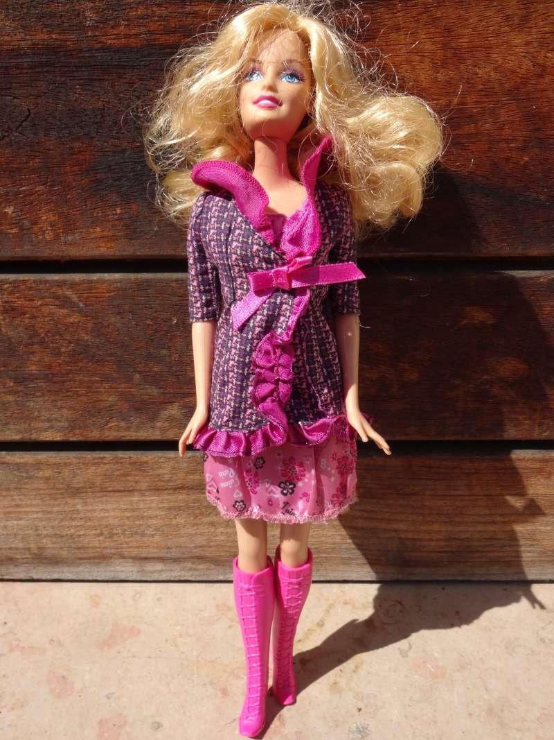 récapitulatif de mes trouvailles Barbie22