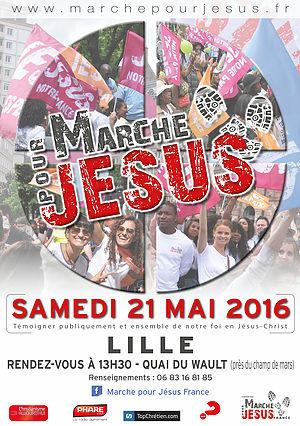 MARCHE POUR JESUS : 21 Mai 2016 Marche10