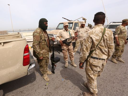 Armée Libyenne/Libyan Armed Forces - Page 26 Lybia310