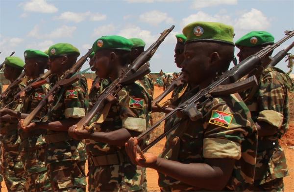 Forces armées du Burundi / National Defence Force of Burundi 2113