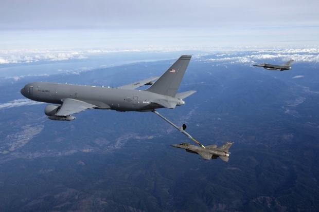 Boeing  KC-46  2218