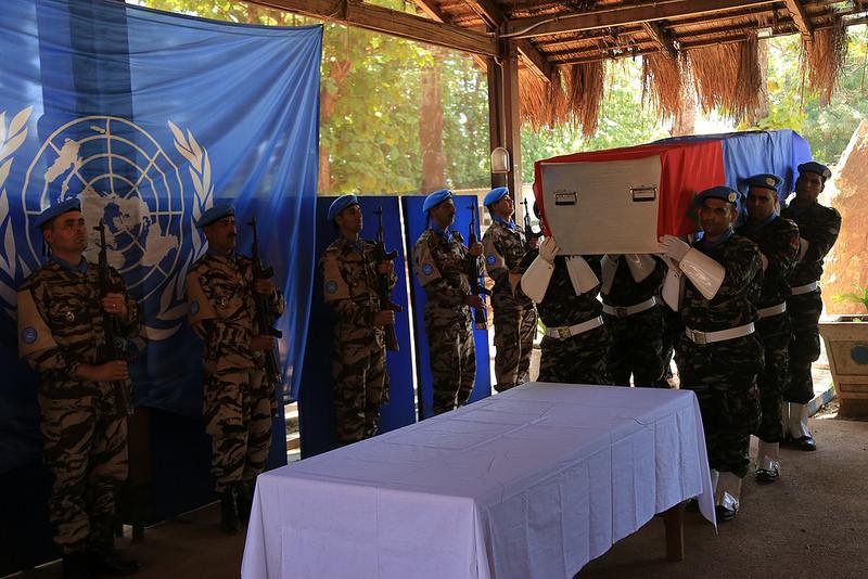 Maintien de la paix dans le monde - Les FAR en République Centrafricaine - RCA (MINUSCA) - Page 3 2252