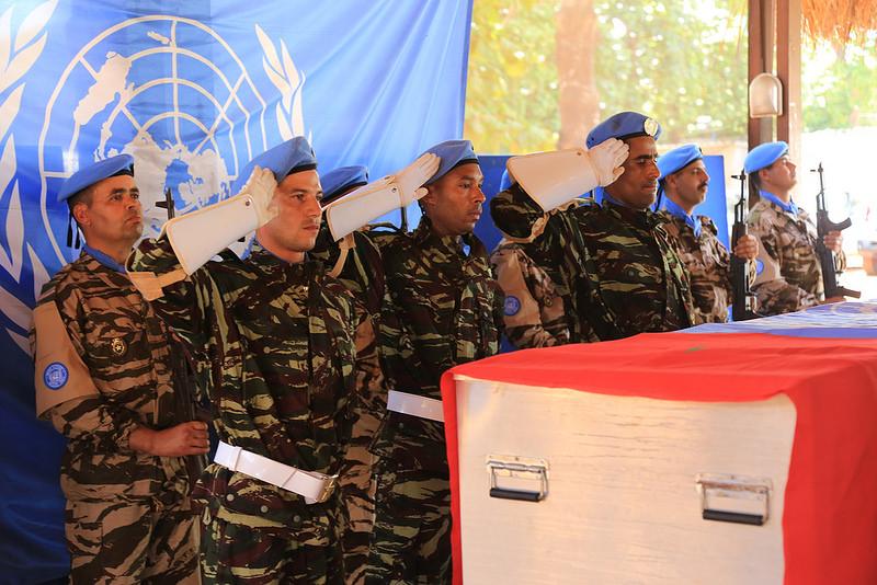 Maintien de la paix dans le monde - Les FAR en République Centrafricaine - RCA (MINUSCA) - Page 3 2333
