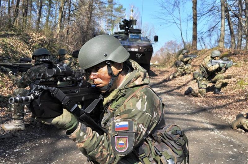 Slovenian Armed Forces / Slovenska vojska - Page 2 2860