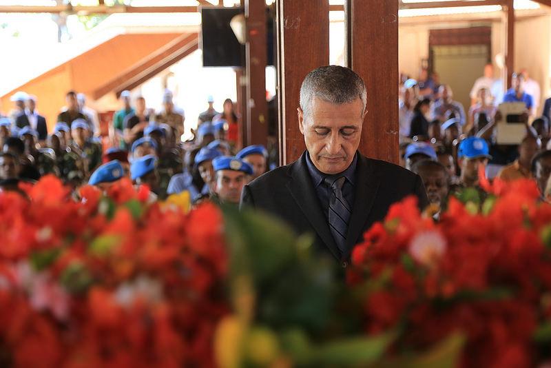 Maintien de la paix dans le monde - Les FAR en République Centrafricaine - RCA (MINUSCA) - Page 3 2915