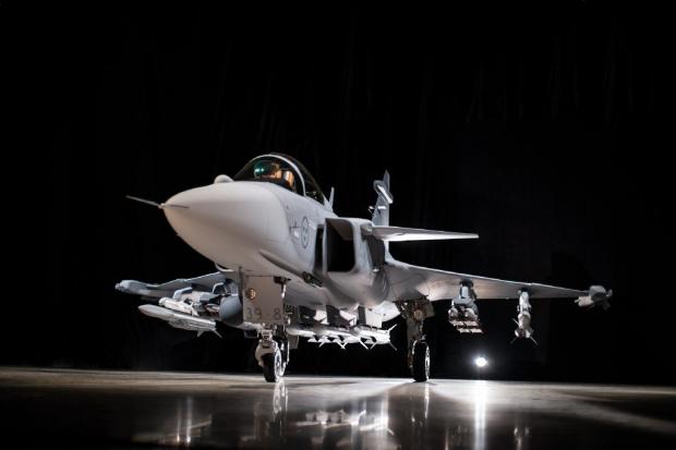 Saab: présentation du futur Gripen - Page 3 30119