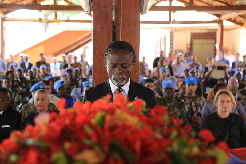 Maintien de la paix dans le monde - Les FAR en République Centrafricaine - RCA (MINUSCA) - Page 3 3013