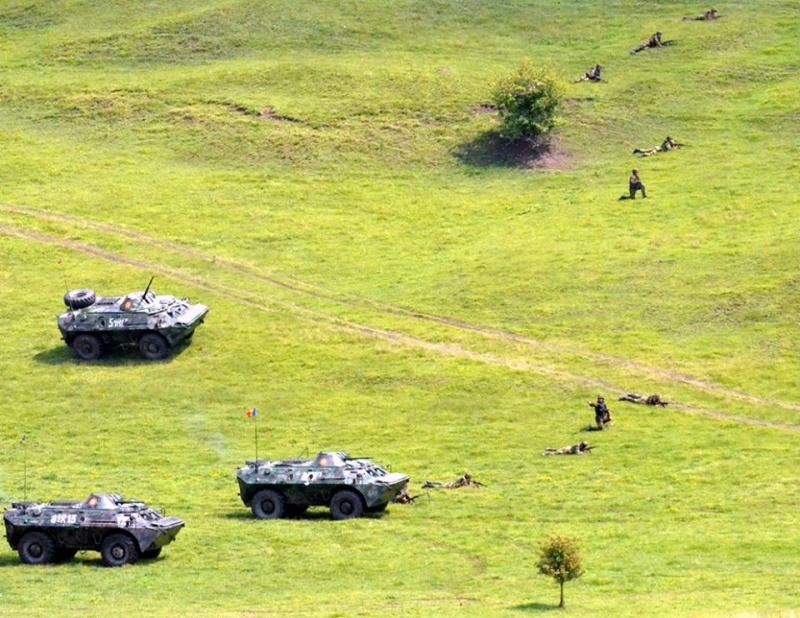 Armée Roumaine/Romanian Armed Forces/Forţele Armate Române - Page 9 31151