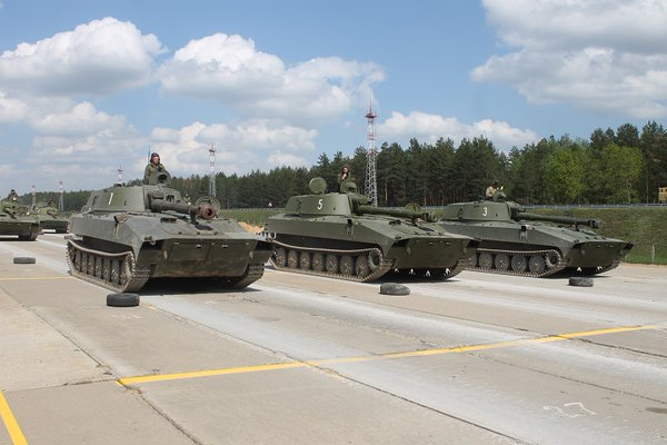 Armée Biélorusse / Armed Forces of Belarus - Page 5 3187