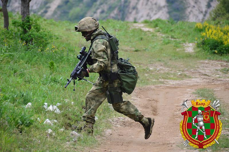 Armée Biélorusse / Armed Forces of Belarus - Page 5 32112