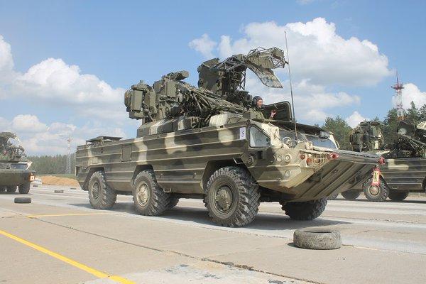 Armée Biélorusse / Armed Forces of Belarus - Page 5 3270