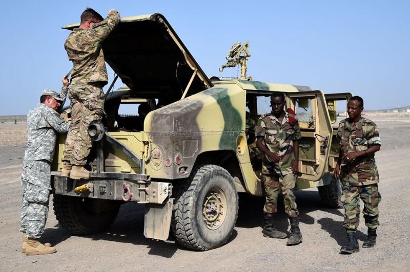 Armée djiboutienne / Djibouti National Army - Page 3 33103
