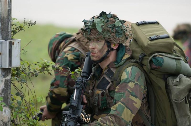 Armée Belge / Defensie van België / Belgian Army  - Page 2 3313