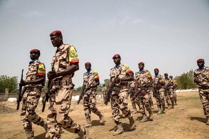 Armée Tchadienne - Page 6 3396