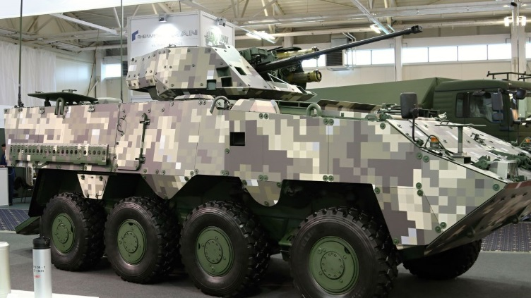 Armored Combat vehicules APC/IFV (blindés..) - Page 3 34104