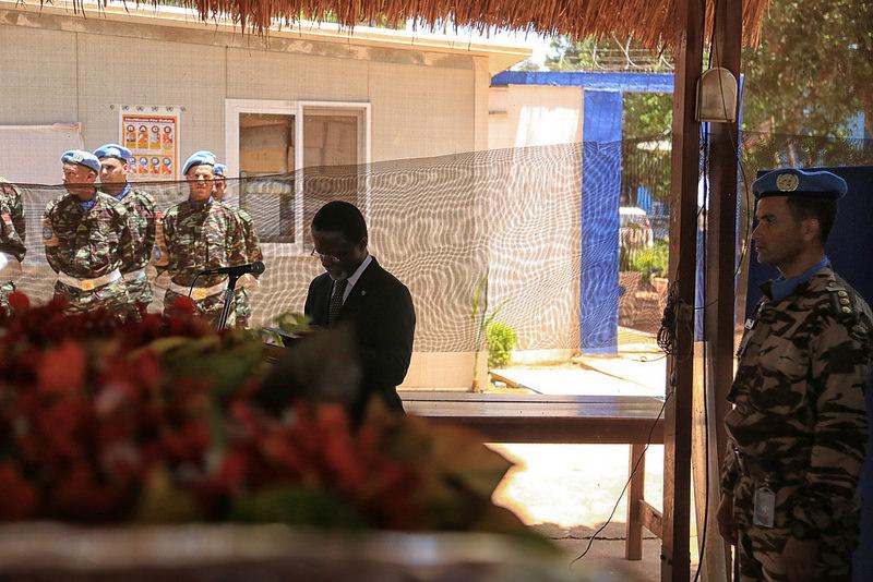 Maintien de la paix dans le monde - Les FAR en République Centrafricaine - RCA (MINUSCA) - Page 3 3512