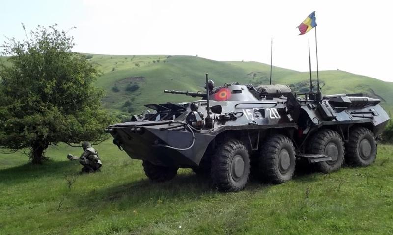Armée Roumaine/Romanian Armed Forces/Forţele Armate Române - Page 9 3567