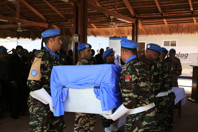 Maintien de la paix dans le monde - Les FAR en République Centrafricaine - RCA (MINUSCA) - Page 3 3612