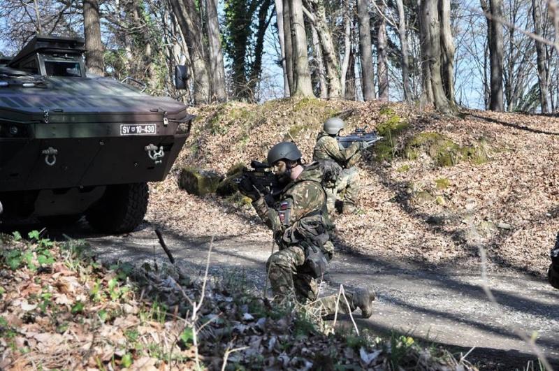 Slovenian Armed Forces / Slovenska vojska - Page 2 3723