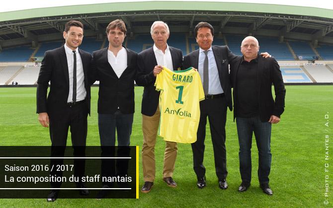 Nouvelle Saison 2016/2017 ... Nouveau coach ... Nouveau staff ...  Présentation ... ! Staffn10