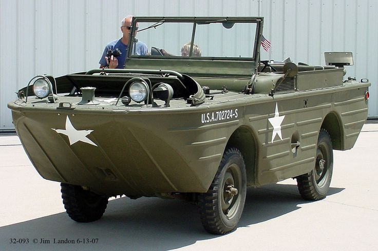 Ford GPA : véhicule américain amphibie (WWII) 199c8310