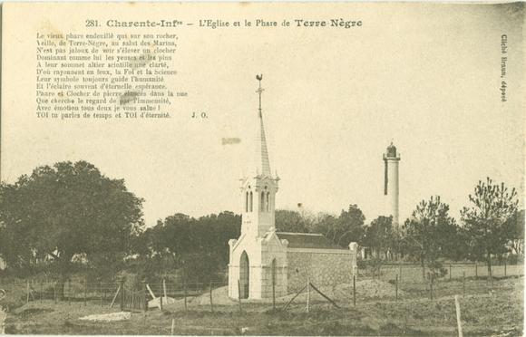 les phares en mer et à terre (2) Eglise10