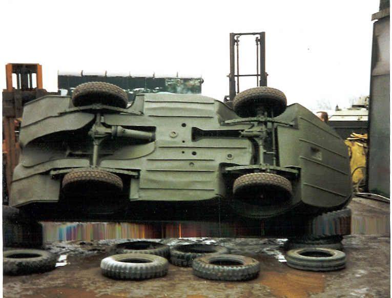 Ford GPA : véhicule américain amphibie (WWII) Gpa30510