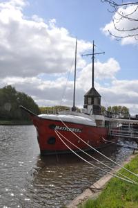 les bateaux feu (phare) Mayflo10