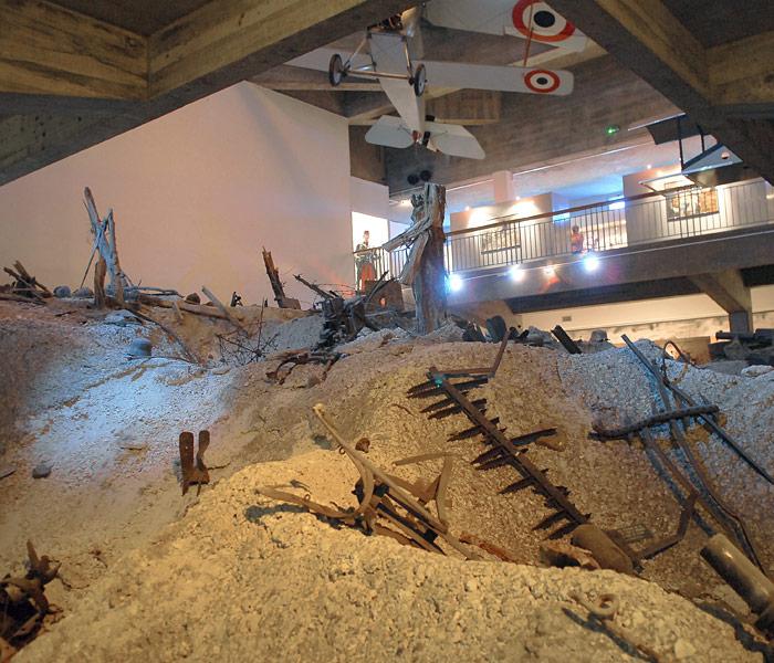 Verdun : théâtre de la bataille la plus mémorable de 1914-18 Memori12