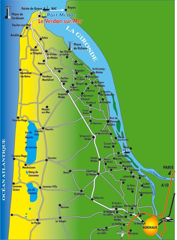 les phares en mer et à terre (2) Plan10