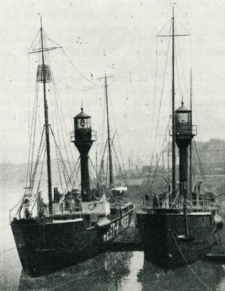 les bateaux feu (phare) West-h10