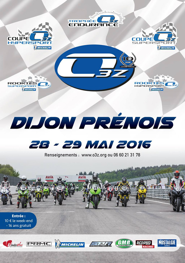 Courses O3Z à Prenois 13173512