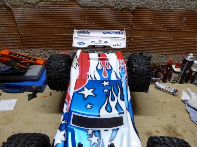 Amortisseurs Truggy Hyper ST P1000810