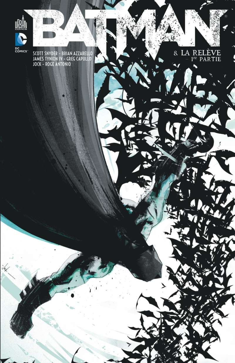 Batman Tome 8 La Relève 1ère Partie  Batman12