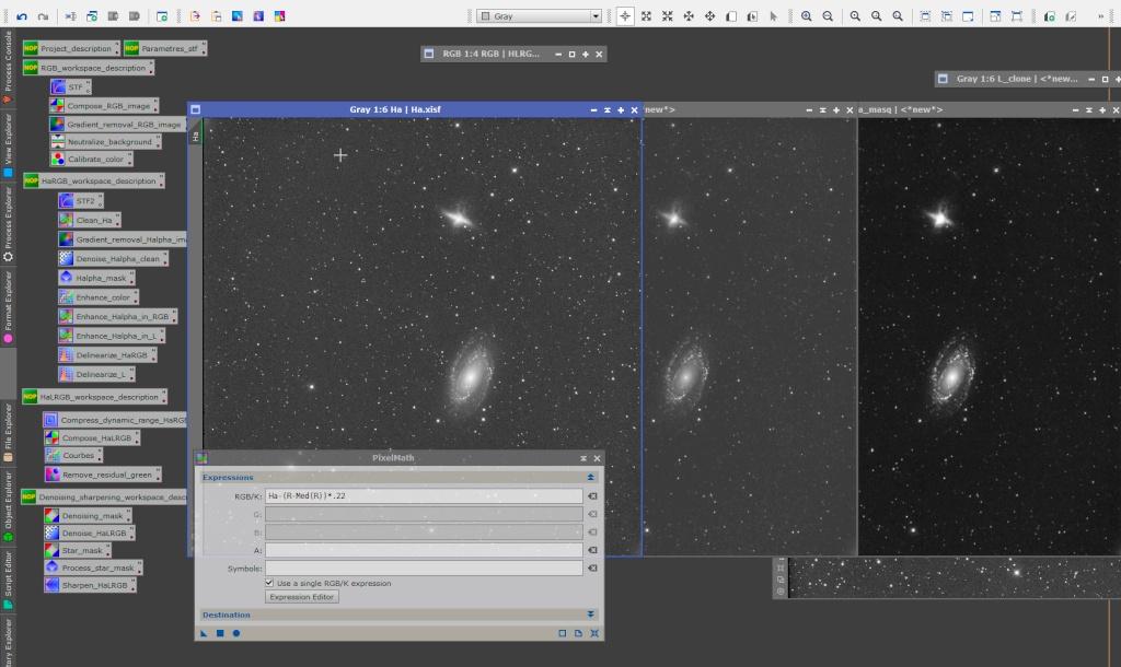 M81, M82, NGC3077 au CCA250 en 24H Sans-t10