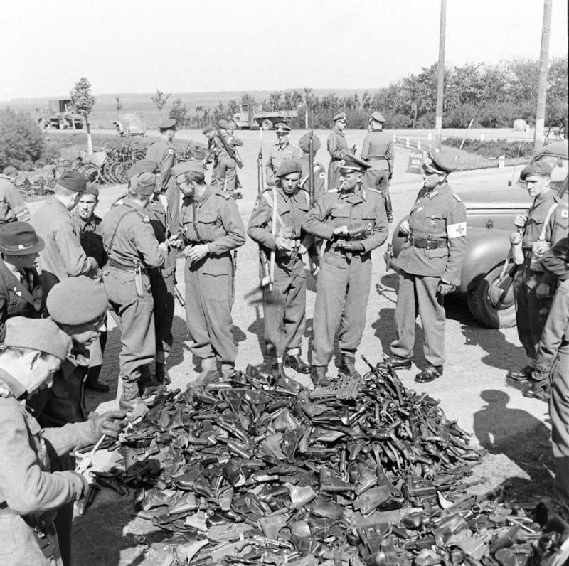 Danemark, 1945: servez vous! Image10