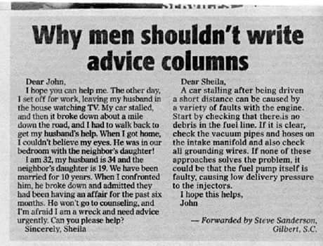 Why men shouldn't be advice columnists Fb_img10