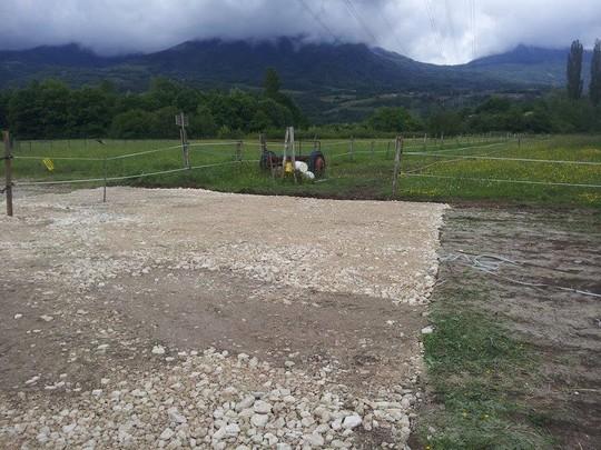 """Installation d'un """"paddock paradise"""" sur 6ha! Le PP vu du drone :) - Page 4 E10"""