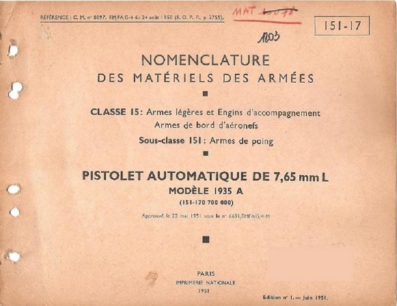 Quelques autres nomenclatures pour de la re-utilisation...  1935_a24