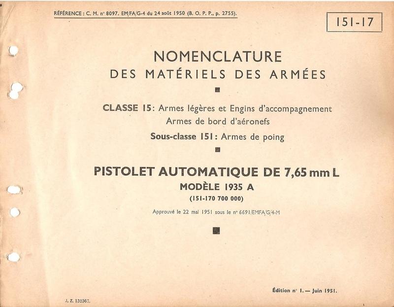 Quelques autres nomenclatures pour de la re-utilisation...  1935_a25