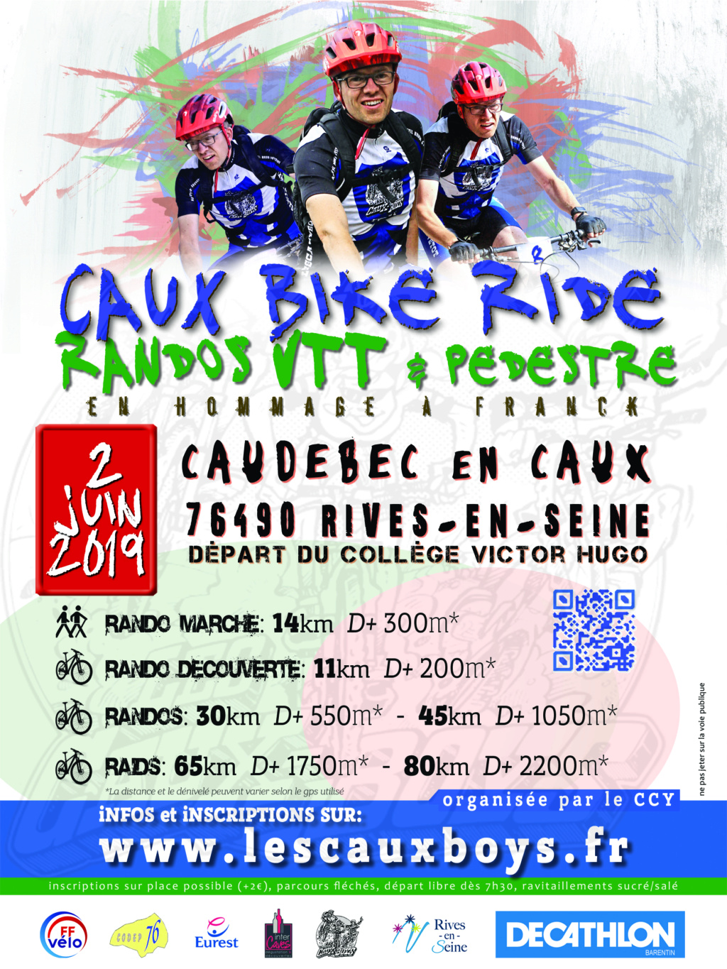 [02 juin 2019] 8ème Caux Bike Ride Flyers10