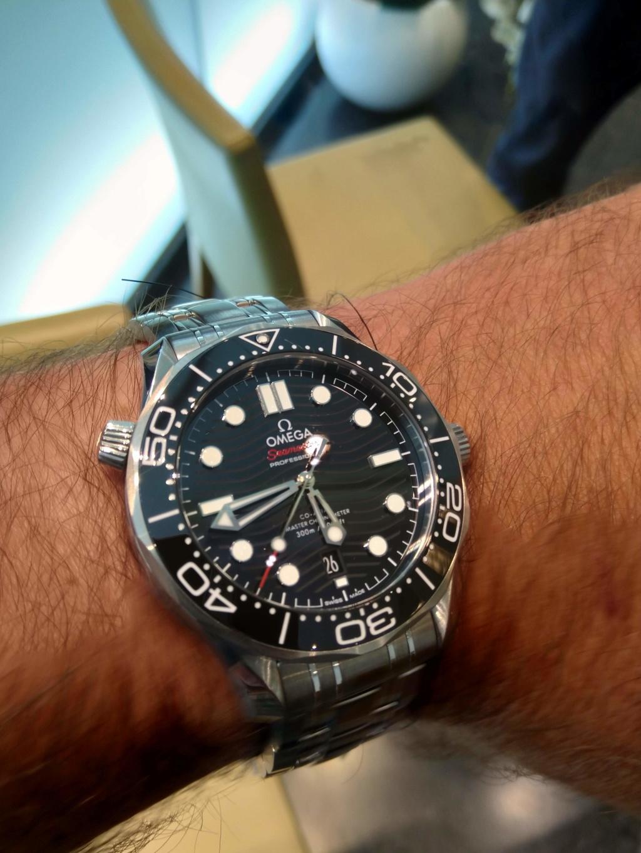 Breitling - Omega seamaster - Tudor Pelagos LHD - Breitling Super Ocean Seamas11