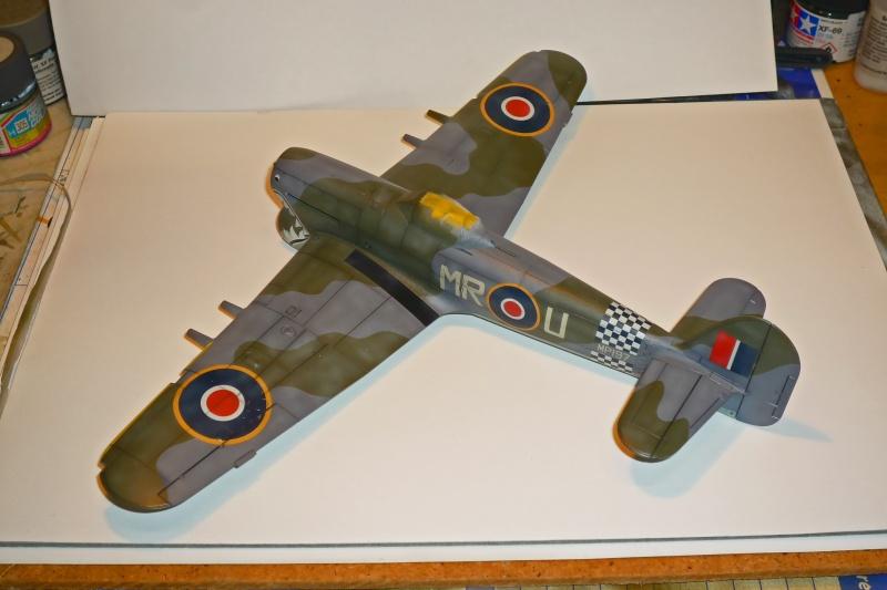 Hawker Typhoon MkIb (Hasegawa 1/48) P1100015